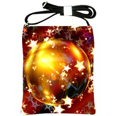 Advent Star Christmas Shoulder Sling Bags