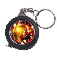 Advent Star Christmas Measuring Tapes