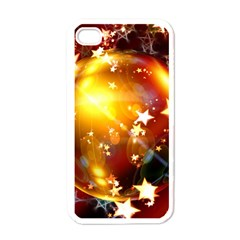 Advent Star Christmas Apple iPhone 4 Case (White)