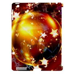 Advent Star Christmas Apple iPad 3/4 Hardshell Case (Compatible with Smart Cover)