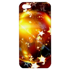 Advent Star Christmas Apple iPhone 5 Hardshell Case