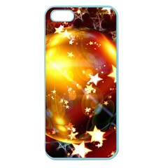 Advent Star Christmas Apple Seamless iPhone 5 Case (Color)