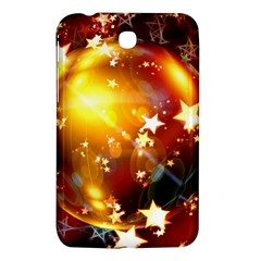 Advent Star Christmas Samsung Galaxy Tab 3 (7 ) P3200 Hardshell Case
