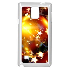 Advent Star Christmas Samsung Galaxy Note 4 Case (White)