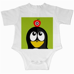 Animals Penguin Infant Creepers