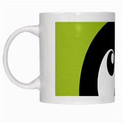 Animals Penguin White Mugs