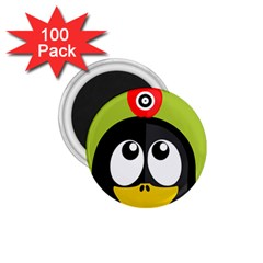 Animals Penguin 1 75  Magnets (100 Pack)
