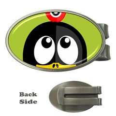 Animals Penguin Money Clips (oval)