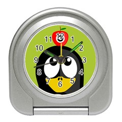 Animals Penguin Travel Alarm Clocks