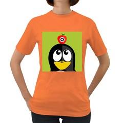 Animals Penguin Women s Dark T Shirt