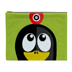 Animals Penguin Cosmetic Bag (xl)