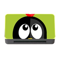 Animals Penguin Memory Card Reader With Cf