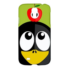 Animals Penguin Samsung Galaxy S4 I9500/i9505 Hardshell Case