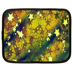 Advent Star Christmas Netbook Case (Large)