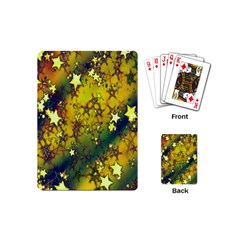 Advent Star Christmas Playing Cards (Mini)