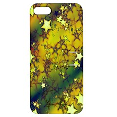 Advent Star Christmas Apple Iphone 5 Hardshell Case With Stand