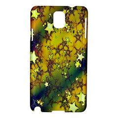 Advent Star Christmas Samsung Galaxy Note 3 N9005 Hardshell Case