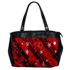 Advent Star Christmas Poinsettia Office Handbags