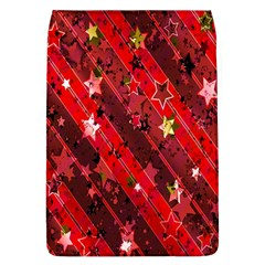 Advent Star Christmas Poinsettia Flap Covers (l)