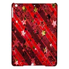 Advent Star Christmas Poinsettia Ipad Air Hardshell Cases