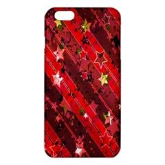 Advent Star Christmas Poinsettia iPhone 6 Plus/6S Plus TPU Case