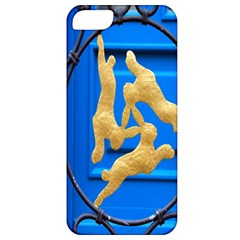 Animal Hare Window Gold Apple iPhone 5 Classic Hardshell Case