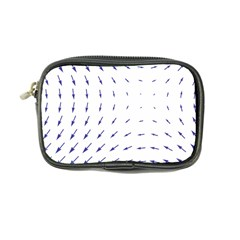 Arrows Blue Coin Purse