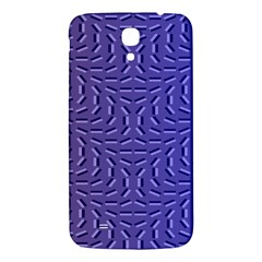 Calm Wave Blue Flag Samsung Galaxy Mega I9200 Hardshell Back Case
