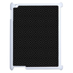 Black Diamonds Metropolitan Apple Ipad 2 Case (white)