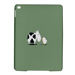 Cow Chicken Eggs Breeding Mixing Dominance Grey Animals Ipad Air 2 Hardshell Cases