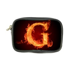 Fire Letterz G Coin Purse