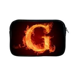 Fire Letterz G Apple Macbook Pro 13  Zipper Case