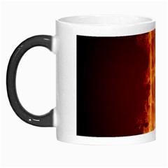 Fire Letterz E Morph Mugs