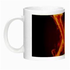 Fire Letterz X Night Luminous Mugs