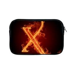 Fire Letterz X Apple Macbook Pro 13  Zipper Case