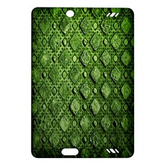 Circle Square Green Stone Amazon Kindle Fire Hd (2013) Hardshell Case