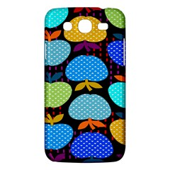 Fruit Apples Color Rainbow Green Blue Yellow Orange Samsung Galaxy Mega 5 8 I9152 Hardshell Case