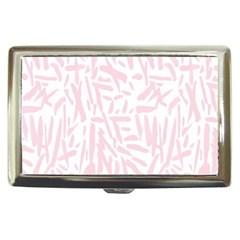 Graffiti Paint Pink Cigarette Money Cases