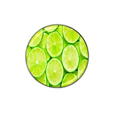 Green Lemon Slices Fruite Hat Clip Ball Marker