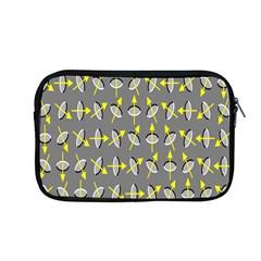 Illusory Motion Of Each Grain Arrow Grey Apple Macbook Pro 13  Zipper Case