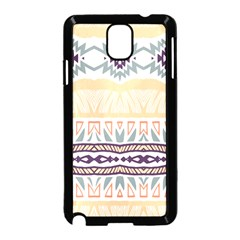Tribal design       			Samsung Galaxy Note 3 Neo Hardshell Case (Black)