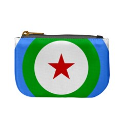 Roundel Of Djibouti Air Force  Mini Coin Purses