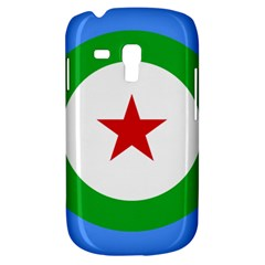 Roundel of Djibouti Air Force  Galaxy S3 Mini