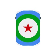 Roundel of Djibouti Air Force  Apple iPad Mini Protective Soft Cases