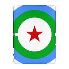Roundel of Djibouti Air Force  Galaxy Note 1