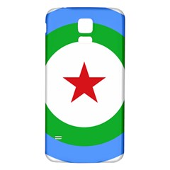 Roundel of Djibouti Air Force  Samsung Galaxy S5 Back Case (White)