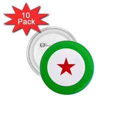 Roundel of Djibouti Air Force 1.75  Buttons (10 pack)