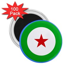 Roundel of Djibouti Air Force 2.25  Magnets (100 pack)