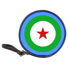 Roundel of Djibouti Air Force Classic 20-CD Wallets