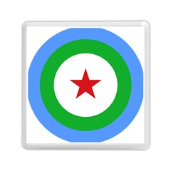 Roundel of Djibouti Air Force Memory Card Reader (Square)